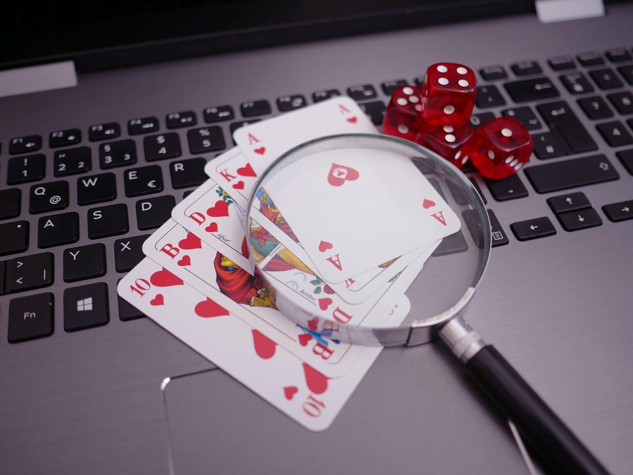 Casino Spiele: Es kommt Bewegung in das Thema Online Glücksspiel