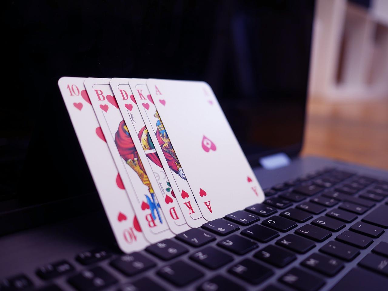 Im Casino spielen währen der Pandemie